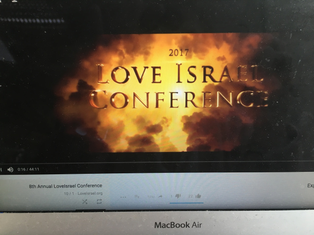 2017 LoveIsrael Conference Orlando