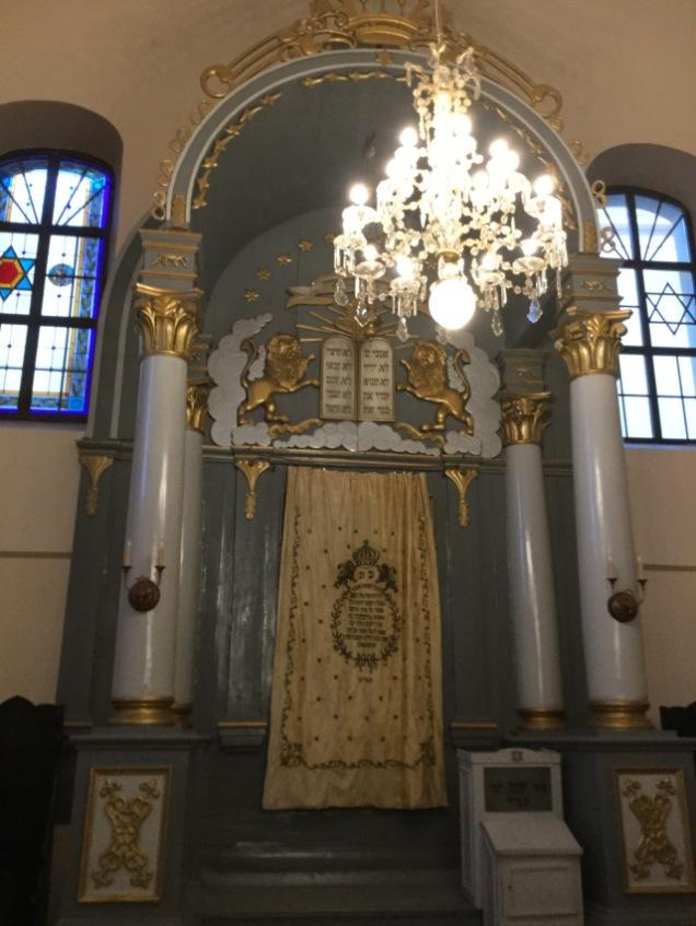 El Arca de la Sinagoga
