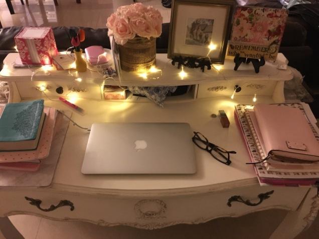 Rivka's Desk