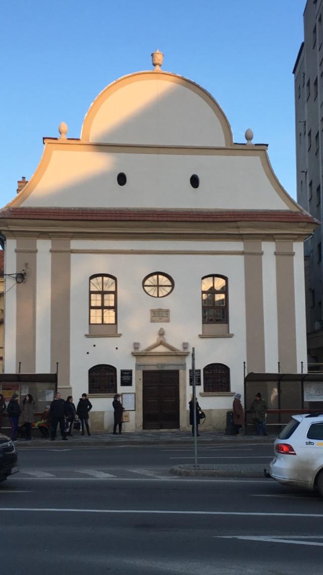 Sinagoga de Alba Iulia