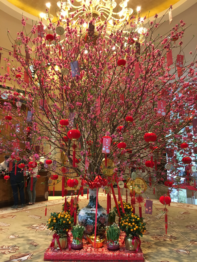 Chinese NeW Year Tree