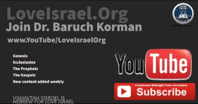 YouTube LoveIsrael
