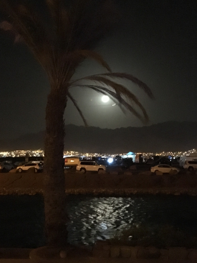 Full Moon Pesaj 2018