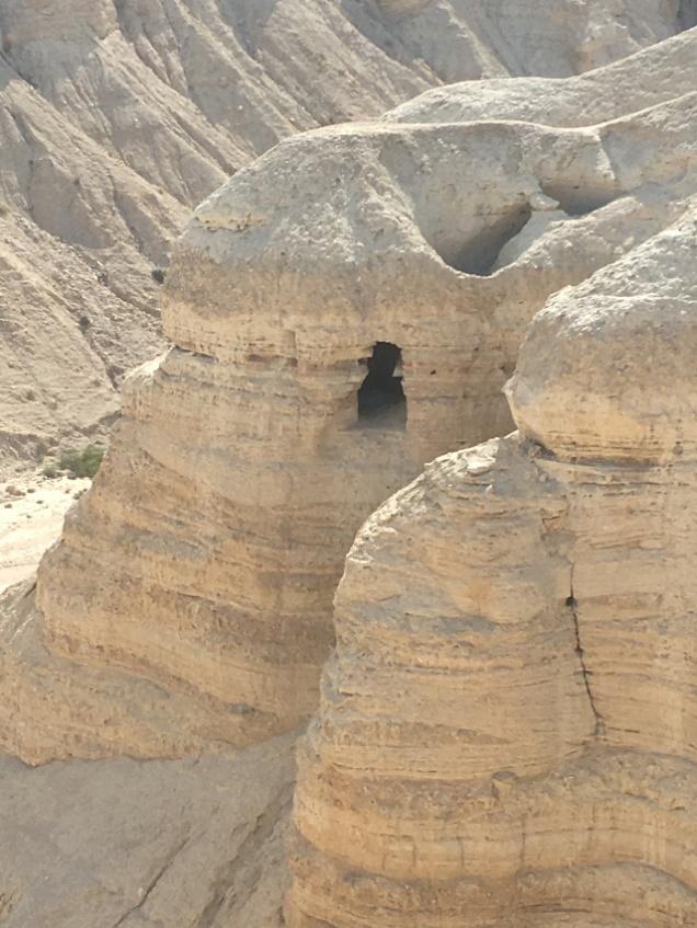 Cumran Caves