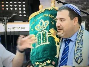 Torah Dedication 2
