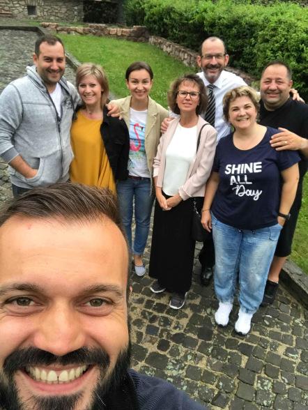 group from Alba-Iulia, Romania