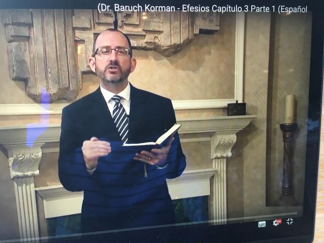Baruch Spanish
