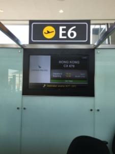 Ben Gurion Airport 8-21-18 B