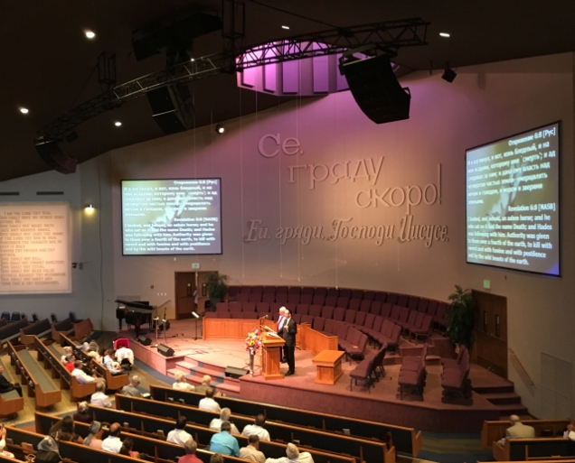Slavic Christian Center in Tacoma 3