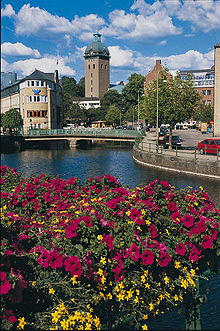 Boras, Sweden. Photo from Wikipedia.