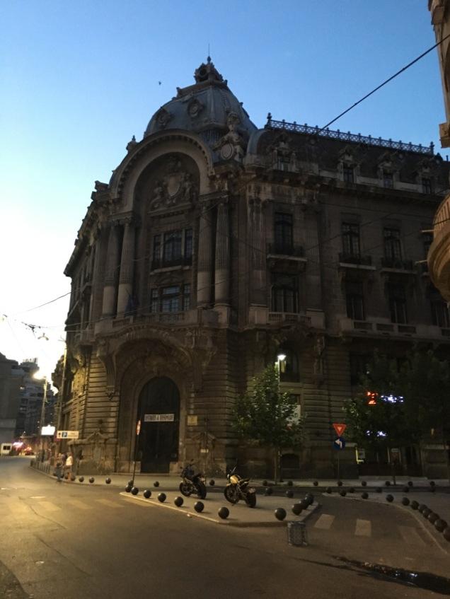 Bucharest 4sep2018