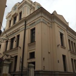 Peitav-Shul synagogue, Riga, Latvia. 1