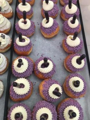 Donuts 2 - Photos courtesy of Tovah Korman