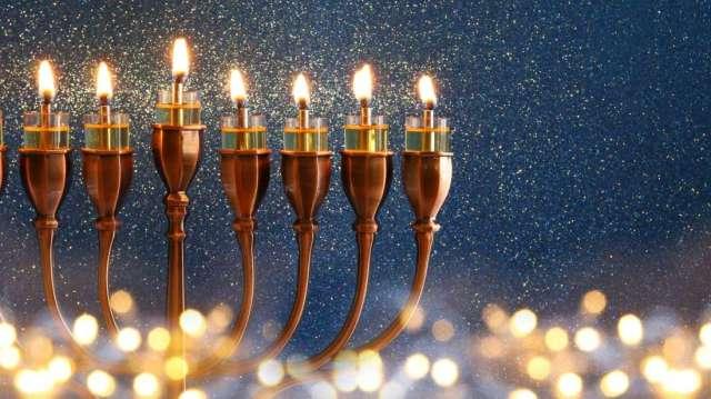 Januca Lights Shabbat