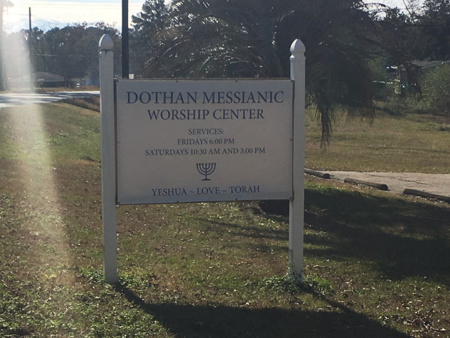 Love Israel conference in Dothan, AL