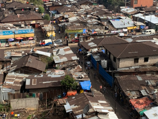 Another view of Addis Ababa 1