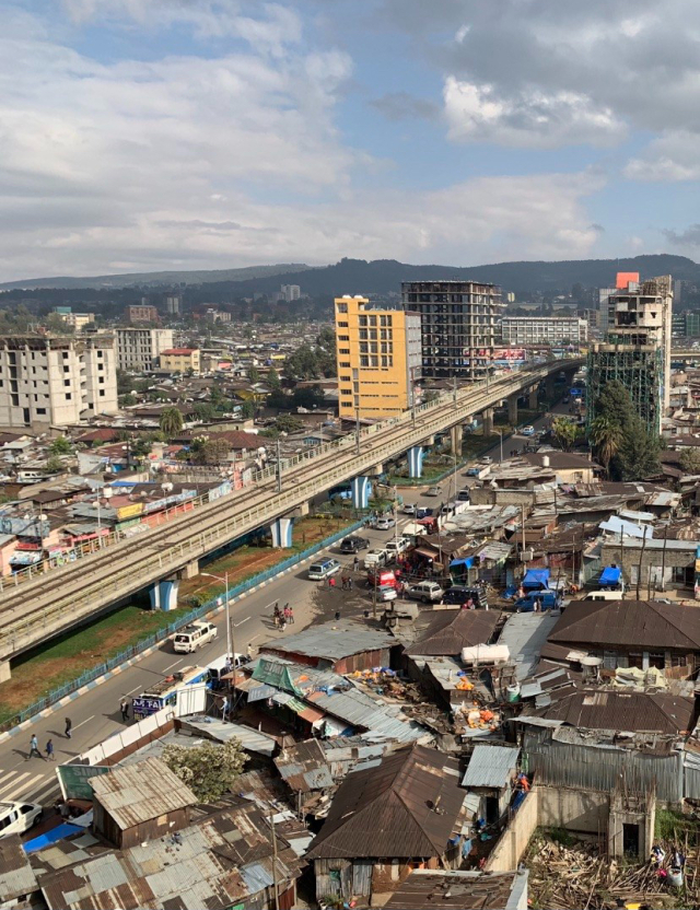 Another view of Addis Ababa 2
