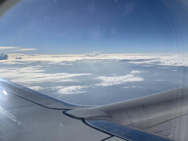 Blue Skies over Stockholm