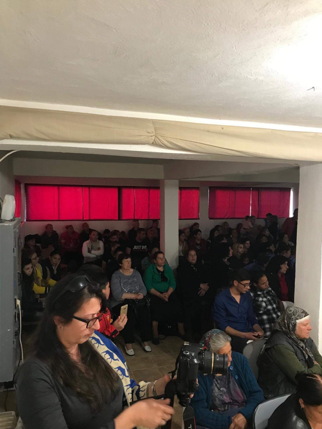 Bulgaria-So thankful for a full house