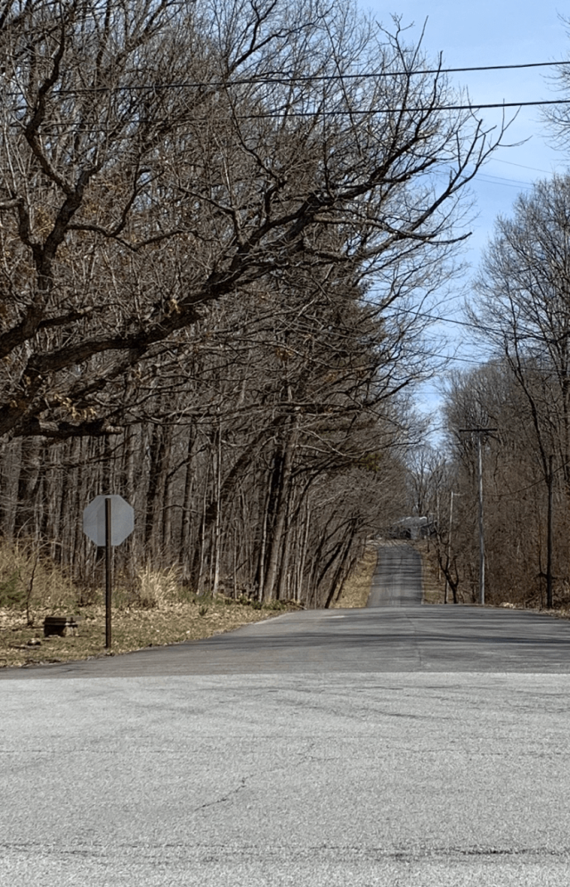 Indiana….Wednesday afternoon
