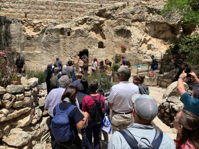 Garden Tomb site