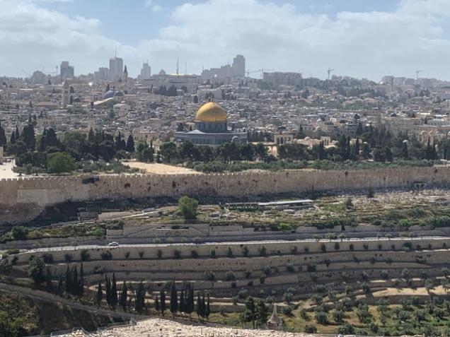 Vista del Monte del Templo